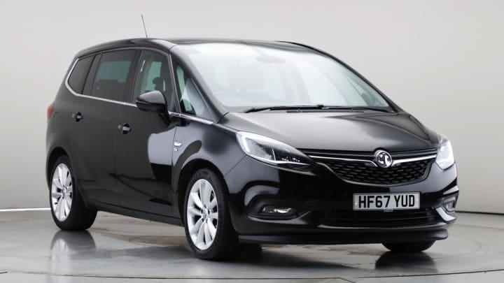 2017 Used Vauxhall Zafira Tourer 1.4L Elite Nav i Turbo