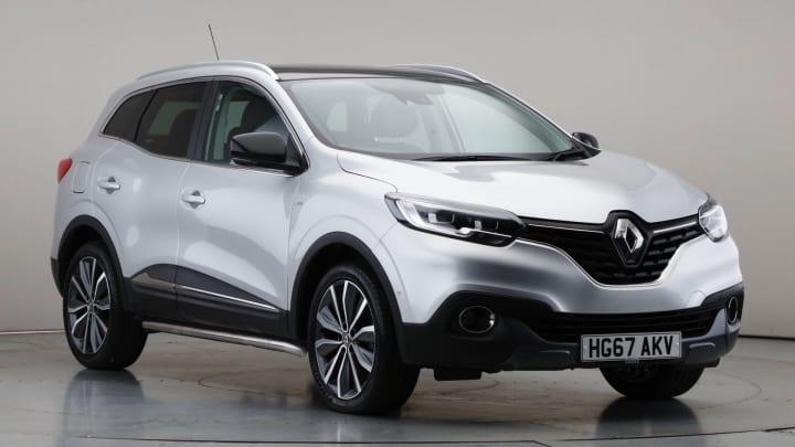 2017 Used Renault Kadjar 1.2L Signature S Nav TCe