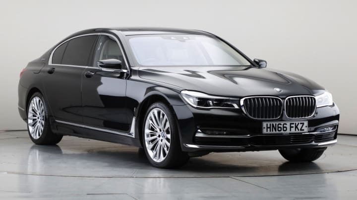 2016 Used BMW 7 Series 2L Exclusive 740Le