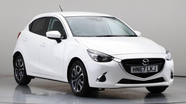 2017 Used Mazda Mazda2 1.5L Tech Edition SKYACTIV-G