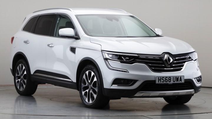 2019 Used Renault Koleos 2L Iconic dCi