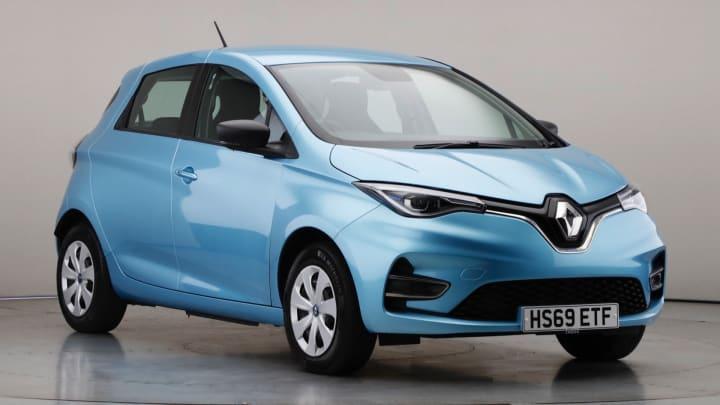 2020 Used Renault Zoe Play R110
