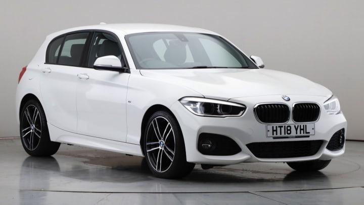 2018 Used BMW 1 Series 1.5L M Sport 116d