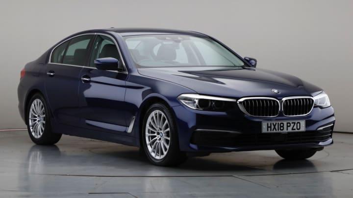 2018 Used BMW 5 Series 2L SE EfficientDynamics 520d