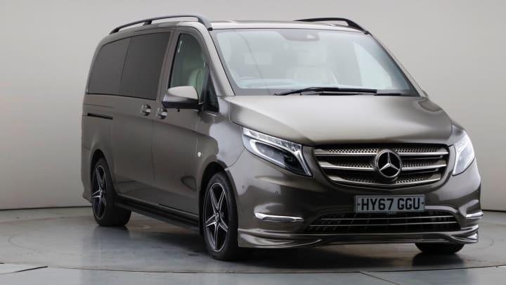 2017 Used Mercedes-Benz Vito 2.1L BlueTEC 119 CDi
