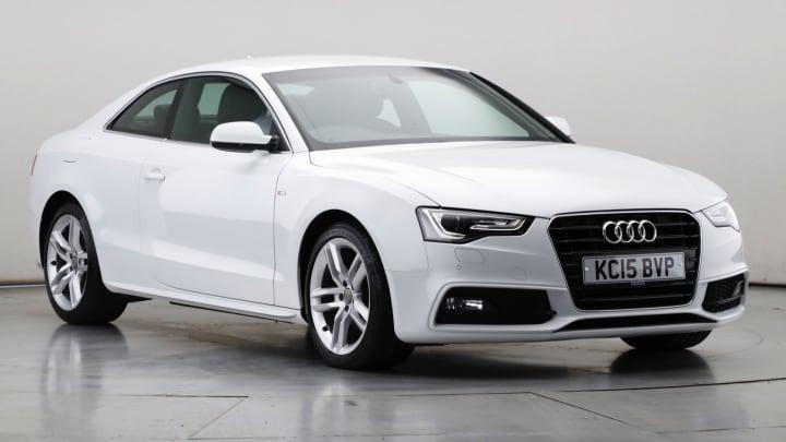 2015 Used Audi A5 2L S line TDI