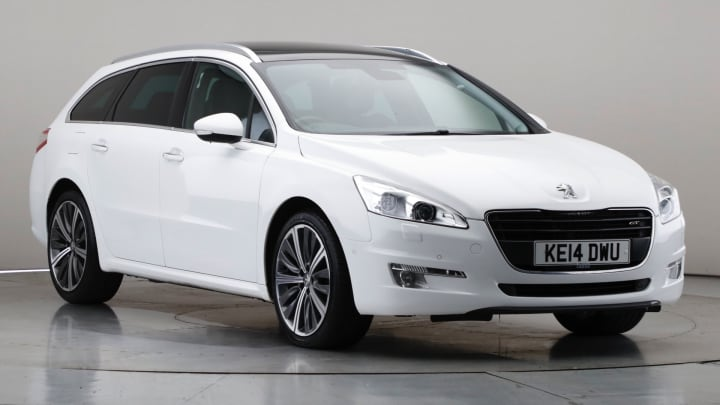 2014 Used Peugeot 508 SW 2.2L GT HDi