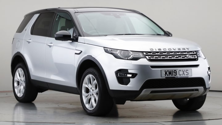 2019 Used Land Rover Discovery Sport 2L HSE 7Seat TD4