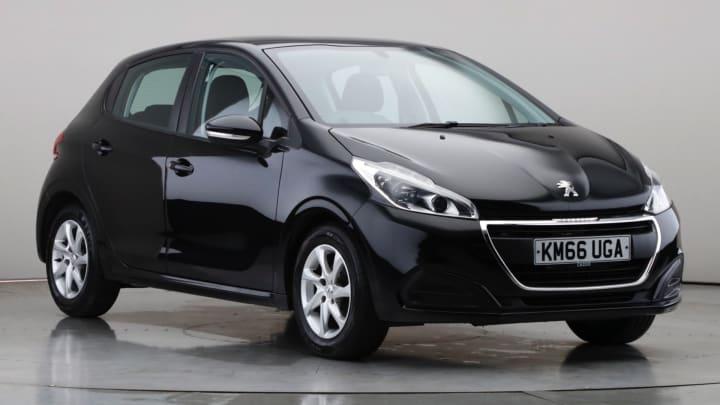 2016 used Peugeot 208 1.2L Active PureTech