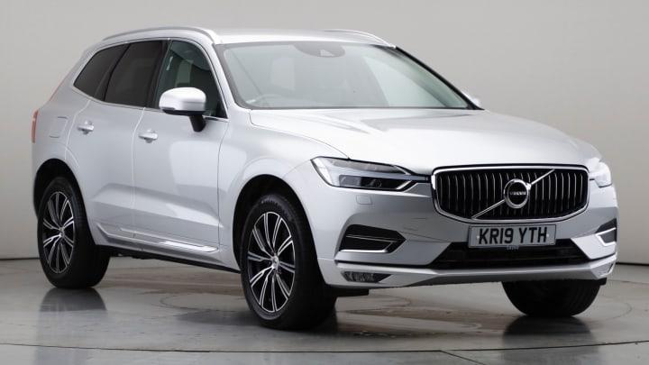 2019 Used Volvo XC60 2L Inscription PowerPulse D5