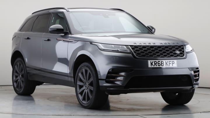 2018 Used Land Rover Range Rover Velar 3L R-Dynamic HSE D300