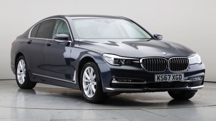 2017 Used BMW 7 Series 3L Exclusive 730d