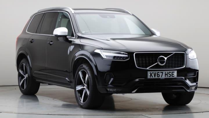 2017 Used Volvo XC90 2L R-Design Pro PowerPulse D5