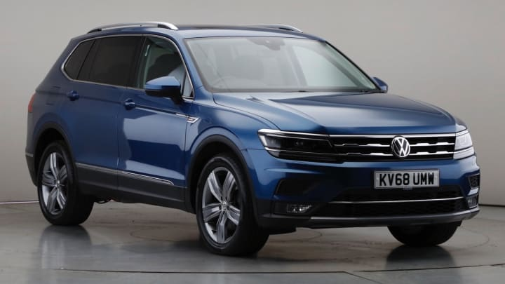 2018 Used Volkswagen Tiguan Allspace 2L SEL BiTDI