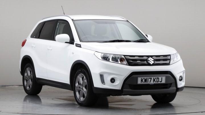 2017 Used Suzuki Vitara 1.6L SZ-T DDiS