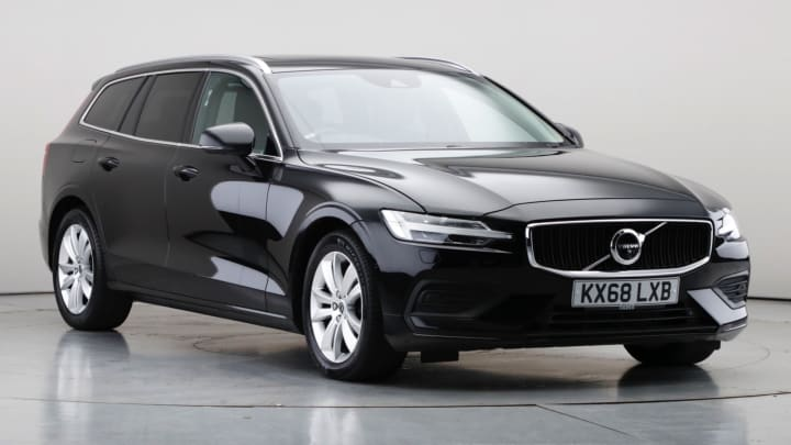 2018 Used Volvo V60 2L Momentum D3