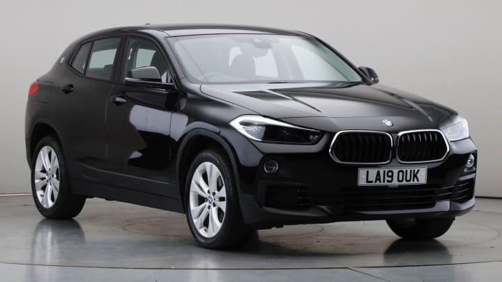 2019 Used BMW X2 2L Sport 18d