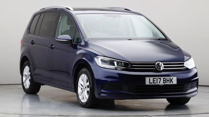 2017 Used Volkswagen Touran 2L SE Family TDI
