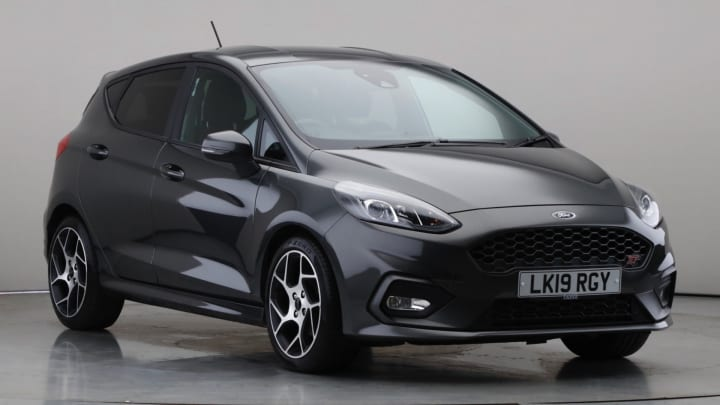 2019 Used Ford Fiesta 1.5L ST-2 EcoBoost T