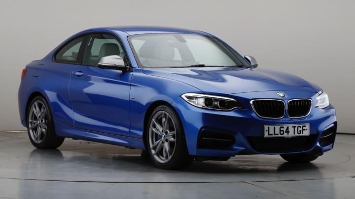 2014 Used BMW 2 Series 3L M235i