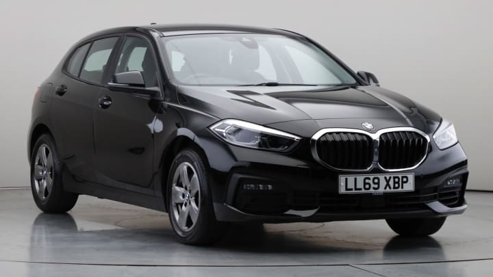 2019 Used BMW 1 Series 1.5L SE 118i