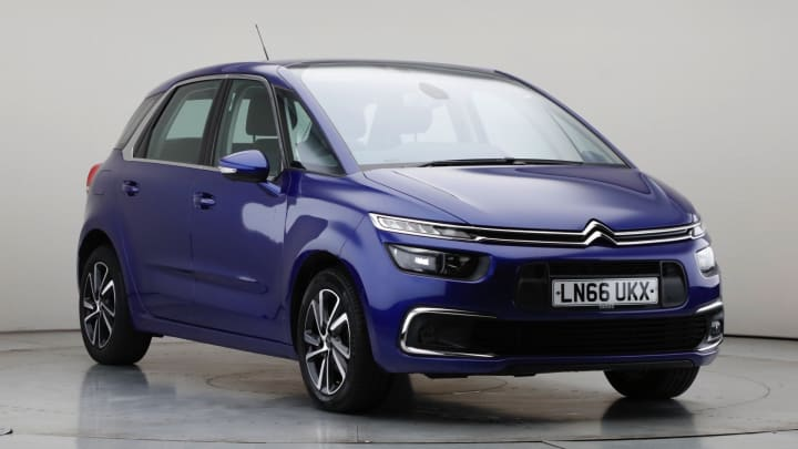 2016 Used Citroen C4 Picasso 1.6L Feel BlueHDi