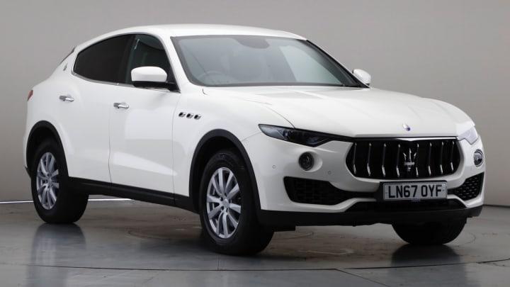 2017 Used Maserati Levante 3L D V6