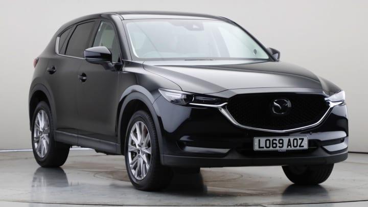 2019 Used Mazda CX-5 2L Sport Nav+ SKYACTIV-G