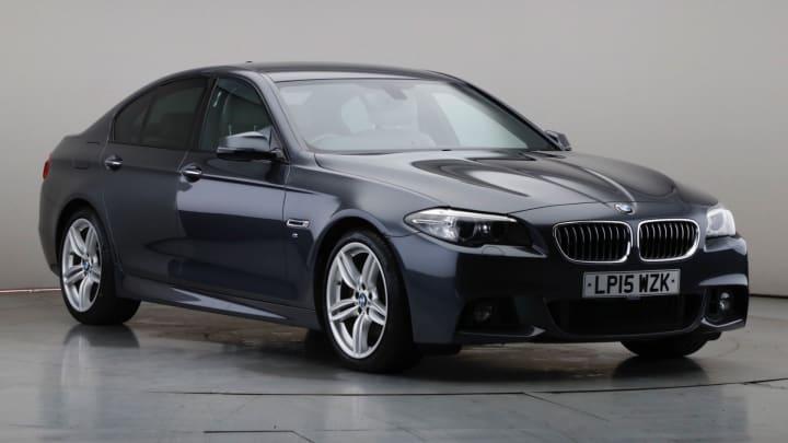 2015 Used BMW 5 Series 3L M Sport 535d