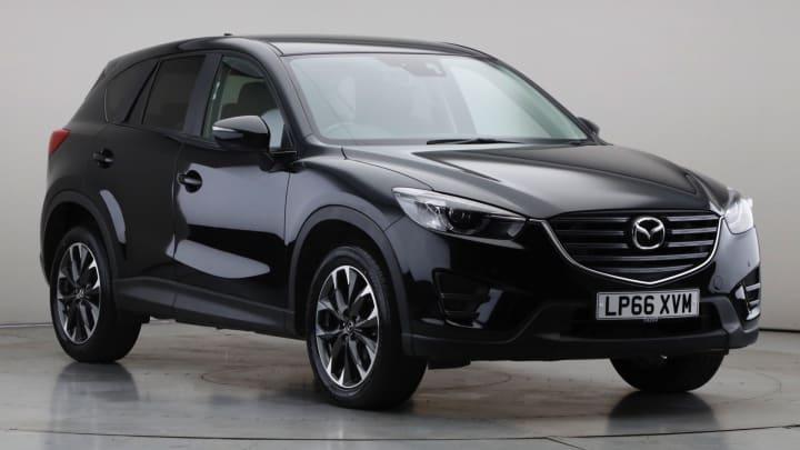 2017 Used Mazda CX-5 2L Sport Nav