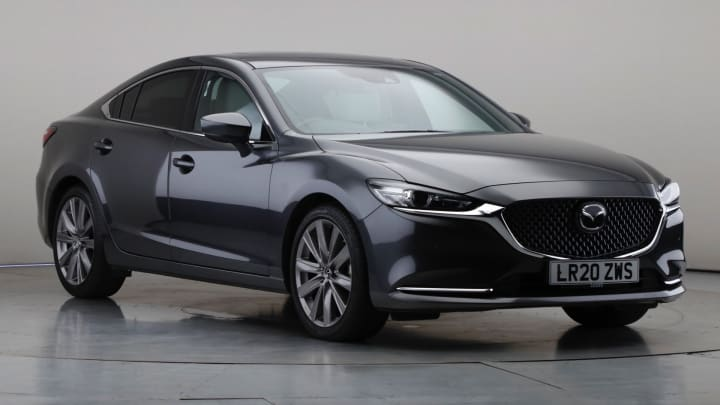 2020 Used Mazda Mazda6 2.5L GT Sport Nav+ SKYACTIV-G