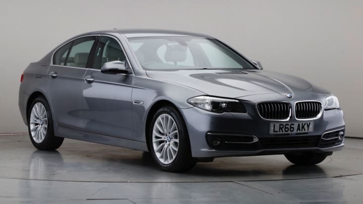 2016 Used BMW 5 Series 2L Luxury 520d