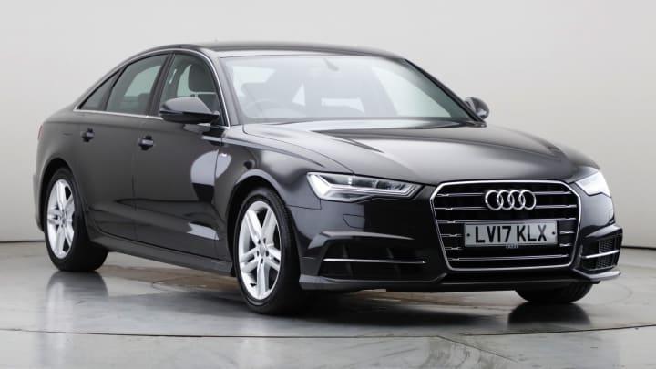 2017 Used Audi A6 Saloon 2L S line ultra TDI