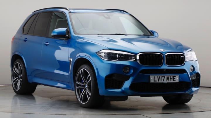 2017 Used BMW X5M 4.4L BiTurbo