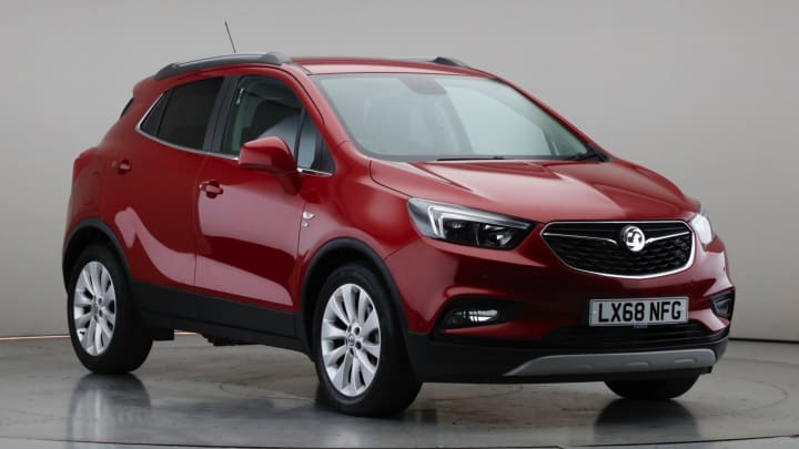 2018 Used Vauxhall Mokka X 1.4L Elite i Turbo