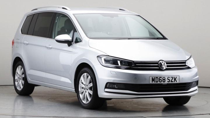 2019 Used Volkswagen Touran 1.5L SEL TSI EVO