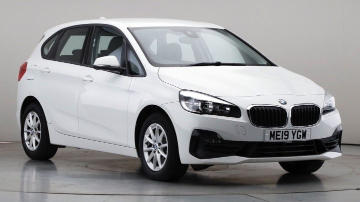 2019 Used BMW 2 Series Active Tourer 2L SE 220i