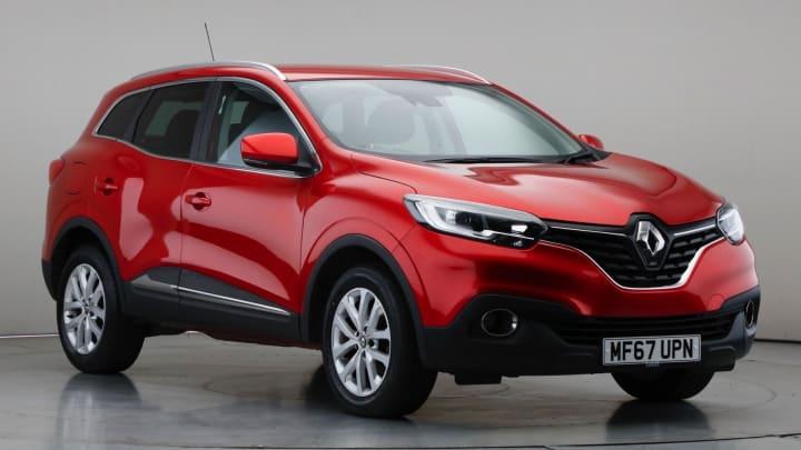 2017 Used Renault Kadjar 1.2L Dynamique Nav TCe