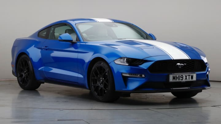 2019 Used Ford Mustang 2.3L EcoBoost T