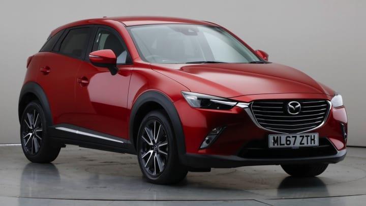 2017 Used Mazda CX-3 2L Sport Nav SKYACTIV-G