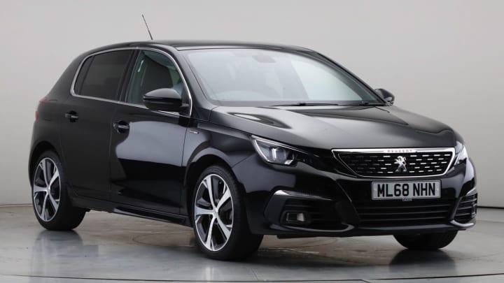 2018 Used Peugeot 308 1.2L GT Line PureTech