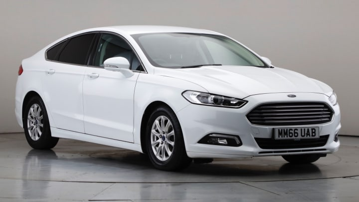 2017 Used Ford Mondeo 1.5L Zetec ECOnetic TDCi