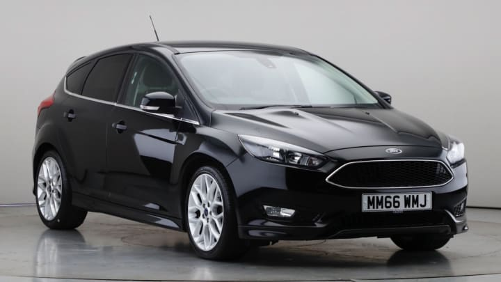 2016 Used Ford Focus 1.5L Zetec S TDCi