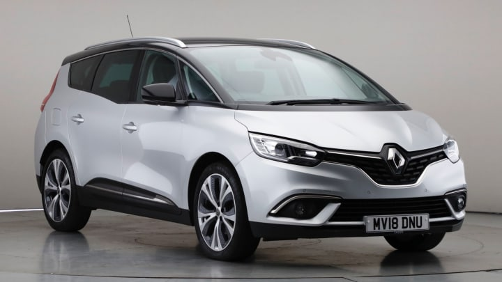 2018 Used Renault Grand Scenic 1.5L Dynamique S Nav dCi