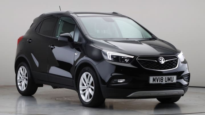 2018 Used Vauxhall Mokka X 1.4L Active i Turbo