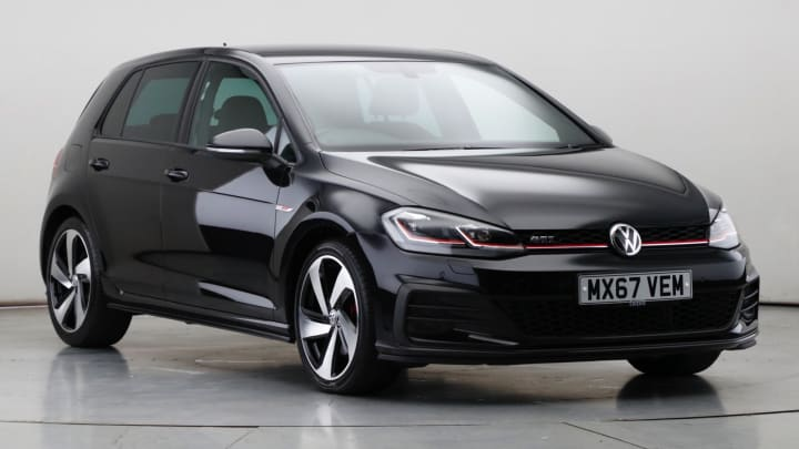 2017 Used Volkswagen Golf 2L GTI BlueMotion Tech TSI