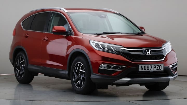 2018 Used Honda CR-V 2L SE Plus Navi i-VTEC