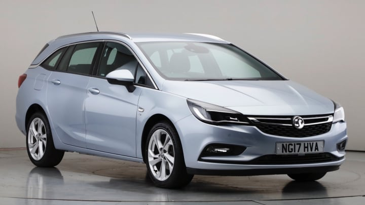 2017 Used Vauxhall Astra 1.4L SRi i Turbo