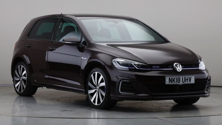 2018 Used Volkswagen Golf 1.4L GTE Advance TSI