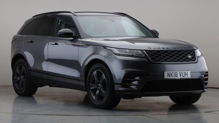 2018 Used Land Rover Range Rover Velar 3L R-Dynamic S D300